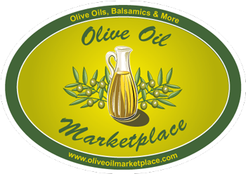 Olive Oil Marketplace Retina Logo