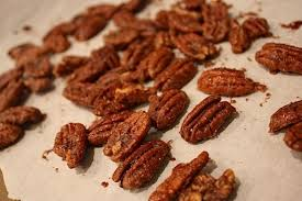 Balsamic Candied Nuts