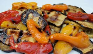 Char grilled Vegetable Salad