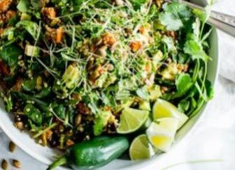 Creamy Chipotle /Jalapeno Lime Dressing