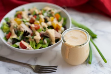 Creamy Chipotle Dressing
