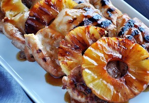 Pineapple-Teriyaki Chicken
