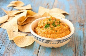 Spicy/Smokey Hummus