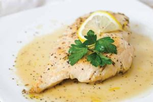 Lavender Lemon Chicken
