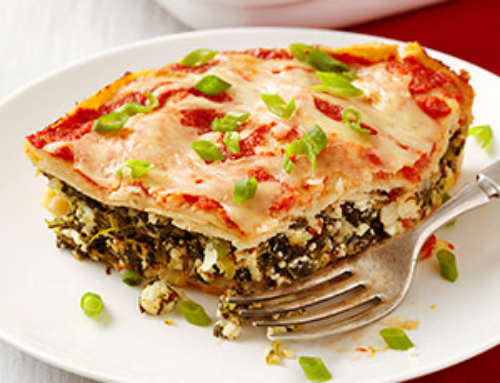 Vegetarian Spinach Enchiladas