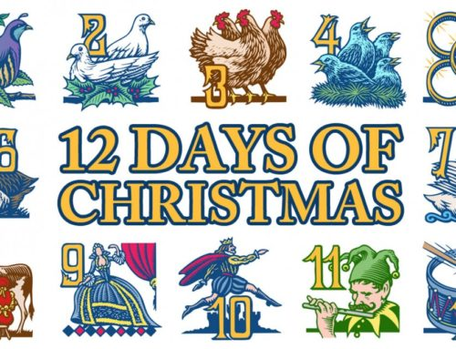 OOM 12 Days of Christmas Starts 12-12-19