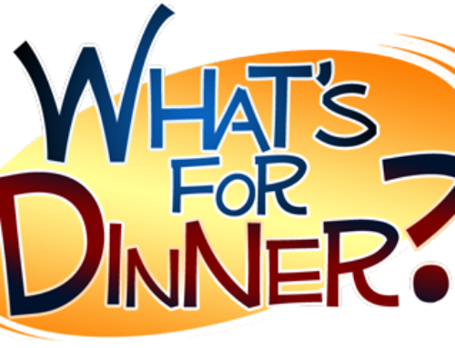 What's For Dinner – Email