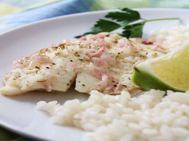 Summer-Time Tilapia