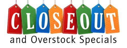 Closeout / Overstock